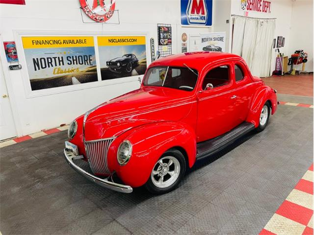 1939 Ford Deluxe (CC-1530171) for sale in Mundelein, Illinois