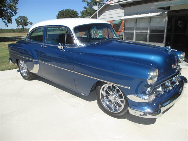 1954 Chevrolet 2-Dr Sedan (CC-1531710) for sale in BLANCHARD, Oklahoma