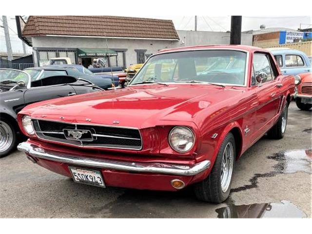 1965 Ford Mustang (CC-1531728) for sale in Los Angeles, California