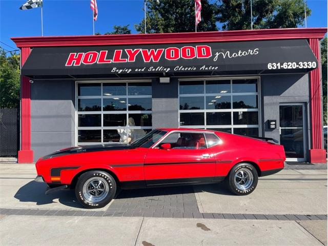 1971 Ford Mustang (CC-1530174) for sale in West Babylon, New York