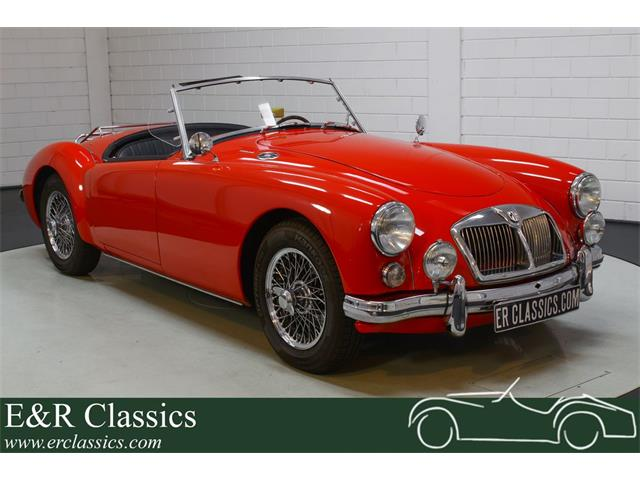 1962 MG MGA (CC-1531741) for sale in Waalwijk, [nl] Pays-Bas