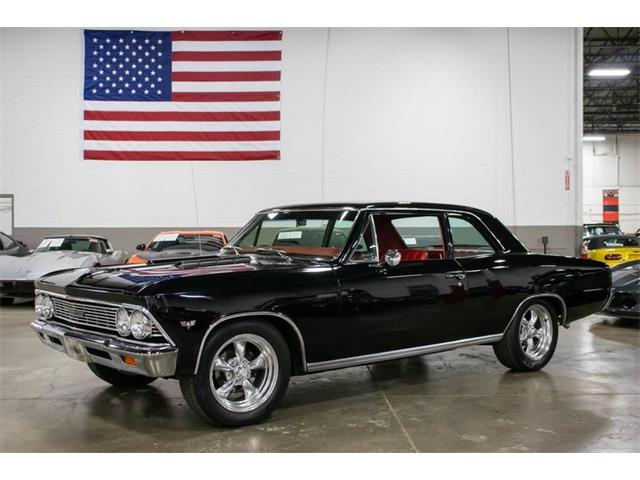 1966 Chevrolet Chevelle (CC-1531742) for sale in Kentwood, Michigan