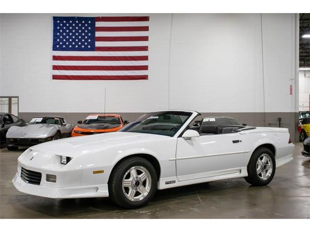 1992 Chevrolet Camaro (CC-1531747) for sale in Kentwood, Michigan