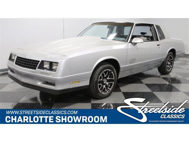 1987 Chevrolet Monte Carlo (CC-1531749) for sale in Concord, North Carolina