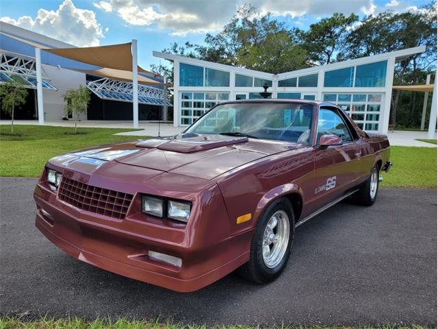 1986 Chevrolet El Camino (CC-1530175) for sale in Palmetto, Florida