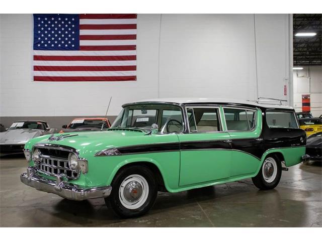 1956 Nash Rambler (CC-1531751) for sale in Kentwood, Michigan