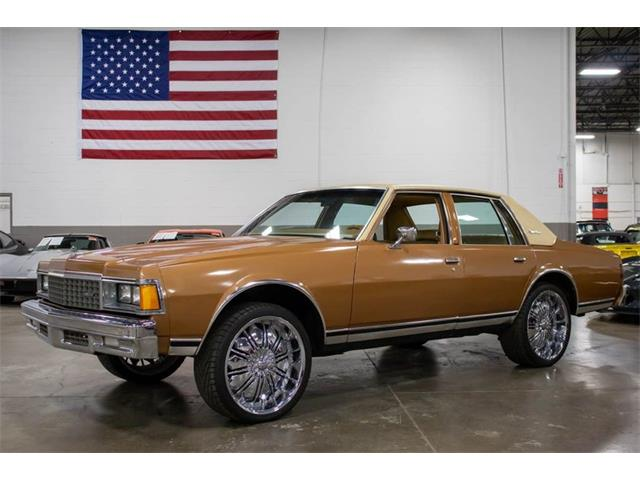 1978 Chevrolet Caprice (CC-1531766) for sale in Kentwood, Michigan