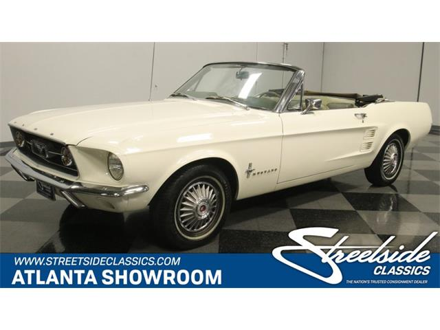 1967 Ford Mustang (CC-1531767) for sale in Lithia Springs, Georgia