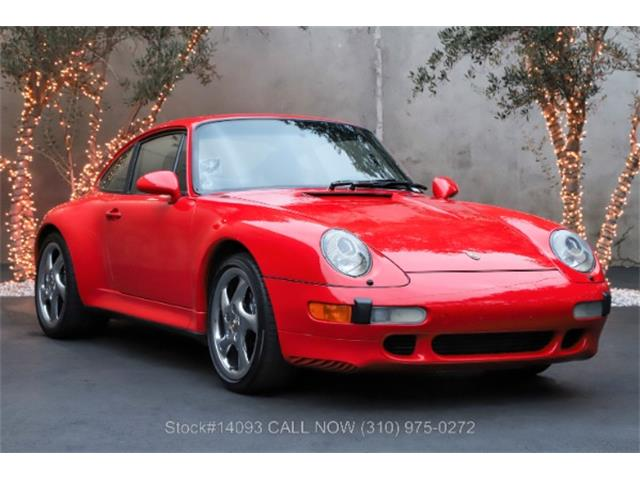 1998 Porsche 993 Carrera S (CC-1531787) for sale in Beverly Hills, California