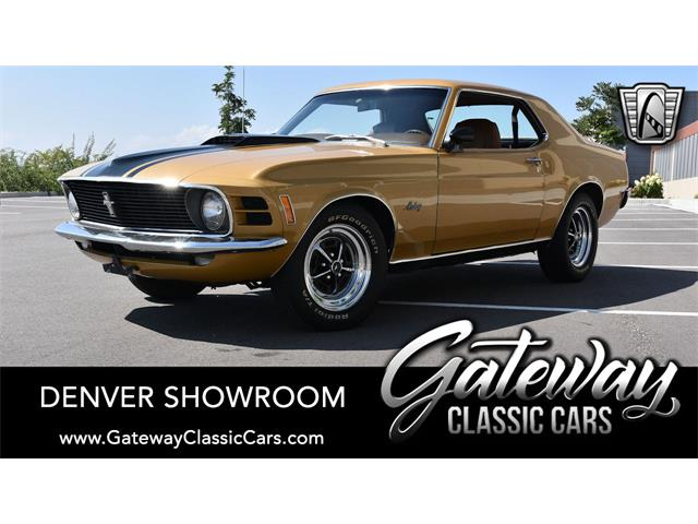1970 Ford Mustang (CC-1531789) for sale in O'Fallon, Illinois