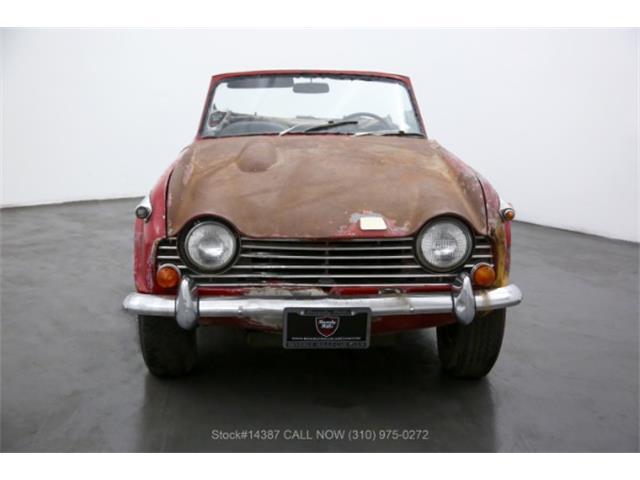 1968 Triumph TR250 (CC-1531792) for sale in Beverly Hills, California