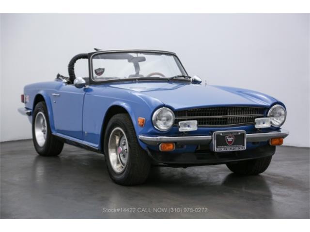 1976 Triumph TR6 (CC-1531795) for sale in Beverly Hills, California