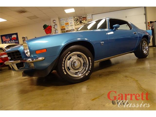 1972 Chevrolet Camaro SS (CC-1530018) for sale in Lewisville, Texas