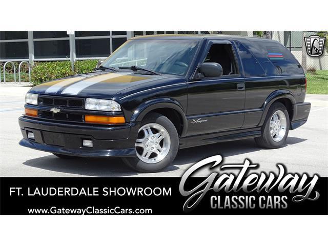 2003 Chevrolet Blazer (CC-1531802) for sale in O'Fallon, Illinois