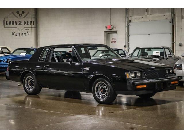1987 Buick Regal (CC-1531803) for sale in Grand Rapids, Michigan