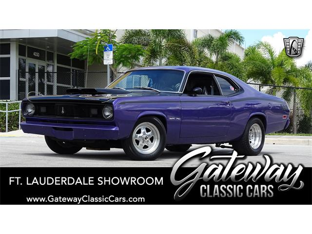 1974 Plymouth Duster (CC-1531804) for sale in O'Fallon, Illinois