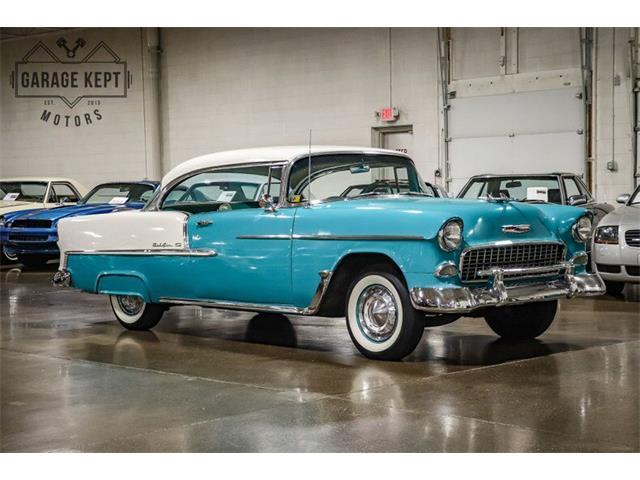 1955 Chevrolet Bel Air (CC-1531805) for sale in Grand Rapids, Michigan