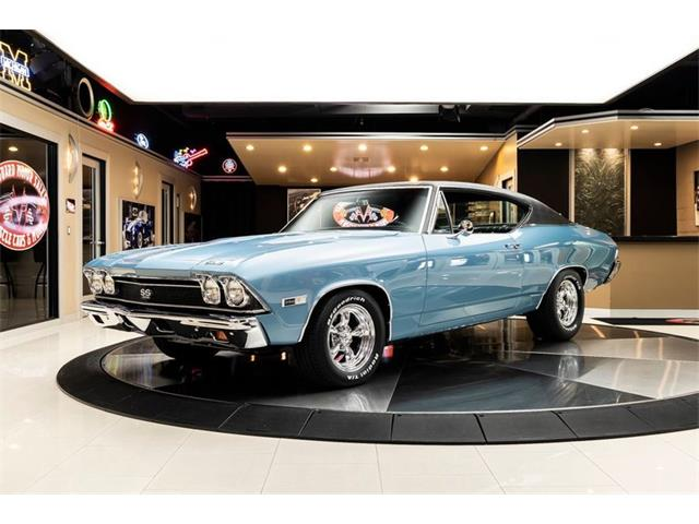 1968 Chevrolet Chevelle (CC-1531816) for sale in Plymouth, Michigan