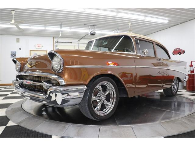 1957 Chevrolet Bel Air (CC-1531819) for sale in Clarence, Iowa