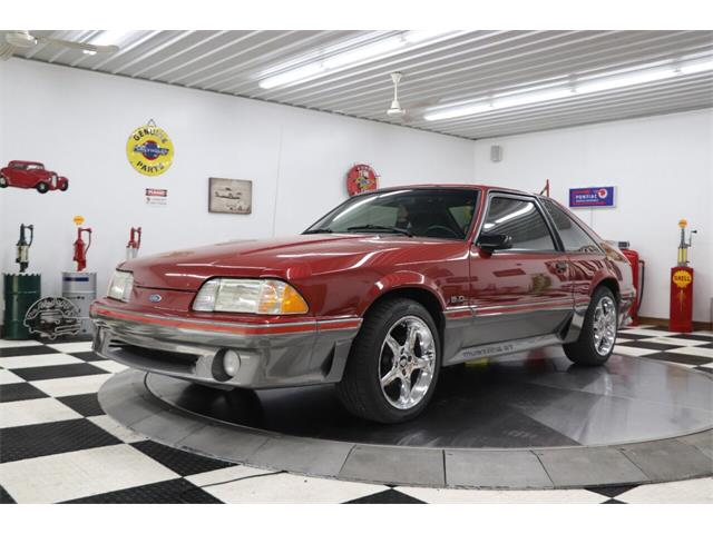1992 Ford Mustang (CC-1531822) for sale in Clarence, Iowa