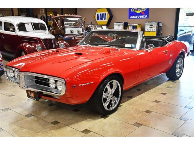 1967 Pontiac Firebird (CC-1531826) for sale in Venice, Florida
