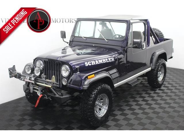 1982 Jeep CJ8 Scrambler (CC-1531840) for sale in Statesville, North Carolina