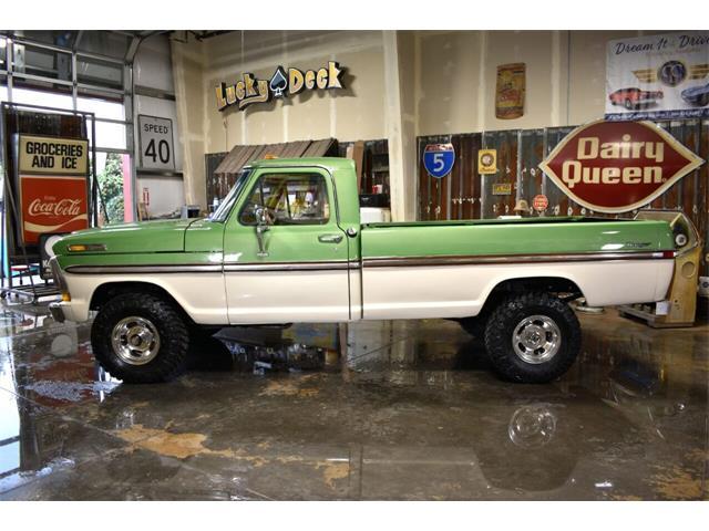 1971 Ford F100 (CC-1531841) for sale in Redmond, Oregon