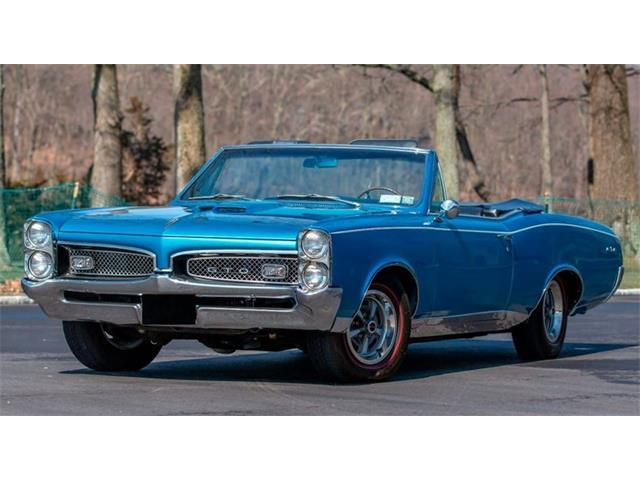 1967 Pontiac GTO (CC-1531843) for sale in Punta Gorda, Florida