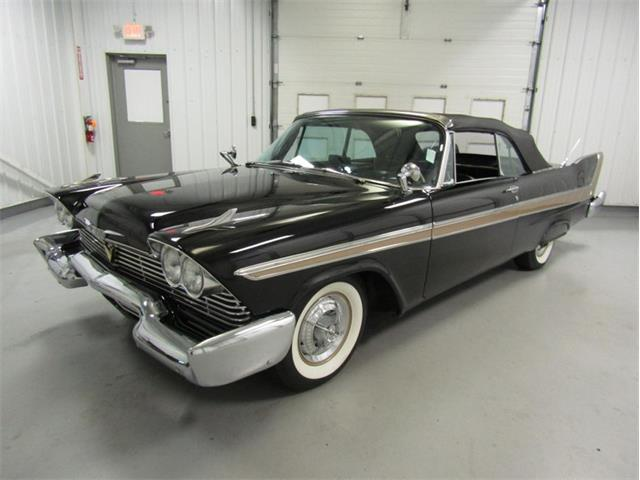 1958 Plymouth Belvedere (CC-1531845) for sale in Punta Gorda, Florida