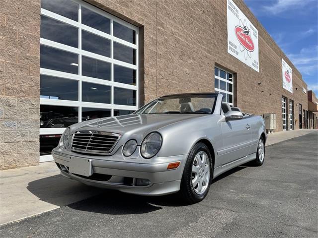 2002 Mercedes-Benz CLK320 (CC-1531849) for sale in Henderson, Nevada