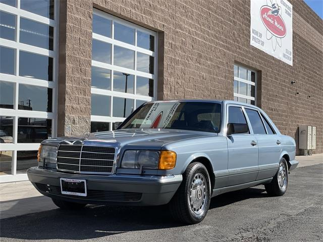 1986 Mercedes-Benz 560 (CC-1531851) for sale in Henderson, Nevada