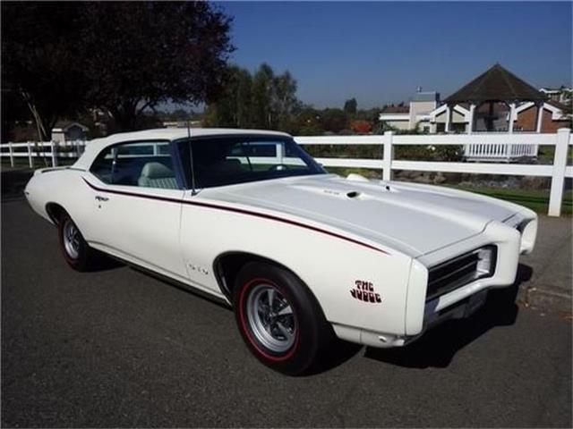 1969 Pontiac GTO (CC-1531853) for sale in Punta Gorda, Florida