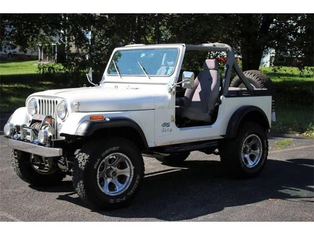 1982 Jeep CJ (CC-1531856) for sale in Punta Gorda, Florida