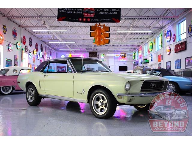 1968 Ford Mustang (CC-1530186) for sale in Wayne, Michigan