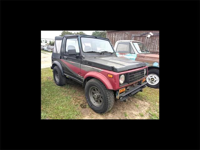 1988 Suzuki Samurai (CC-1531867) for sale in Gray Court, South Carolina