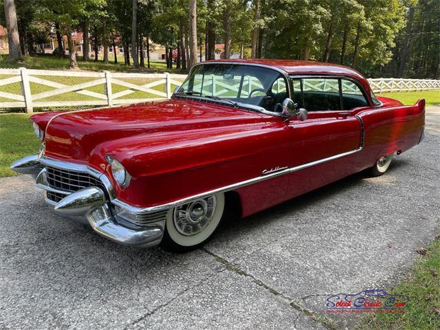 1955 Cadillac Series 62 (CC-1530187) for sale in Hiram, Georgia