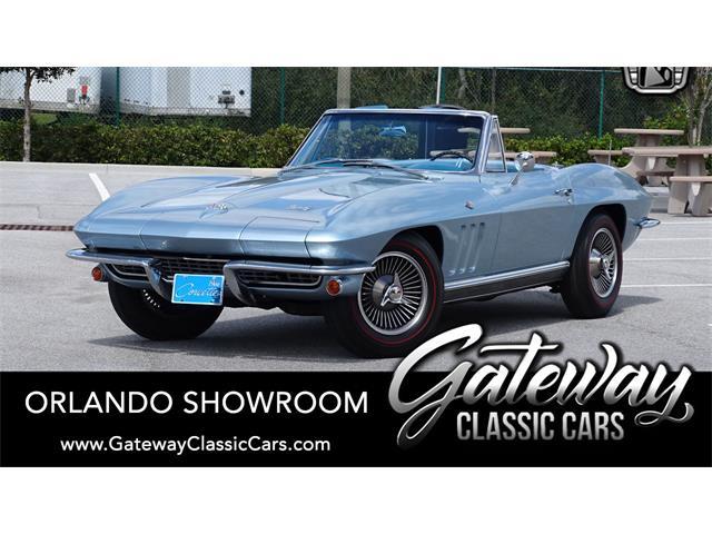 1966 Chevrolet Corvette (CC-1531870) for sale in O'Fallon, Illinois