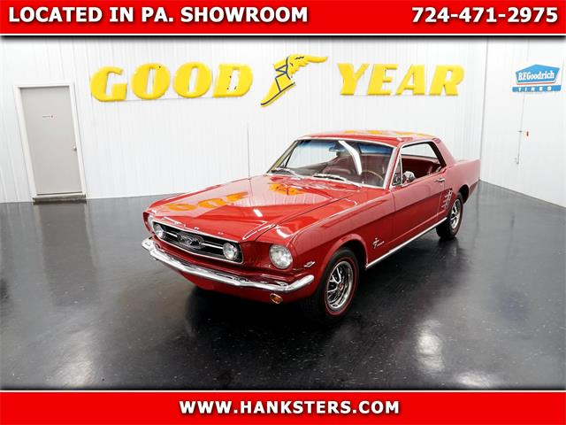 1966 Ford Mustang (CC-1531872) for sale in Homer City, Pennsylvania