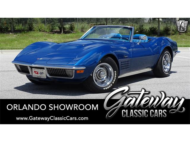 1970 Chevrolet Corvette (CC-1531875) for sale in O'Fallon, Illinois