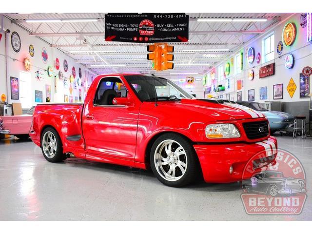 2002 Ford F150 (CC-1530188) for sale in Wayne, Michigan