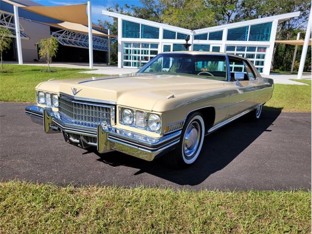 1973 Cadillac Coupe (CC-1531883) for sale in Palmetto, Florida