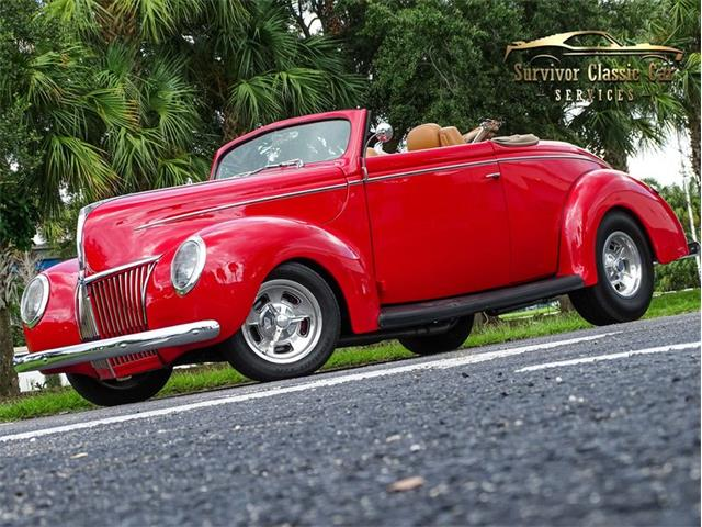 1939 Ford Deluxe (CC-1531884) for sale in Palmetto, Florida