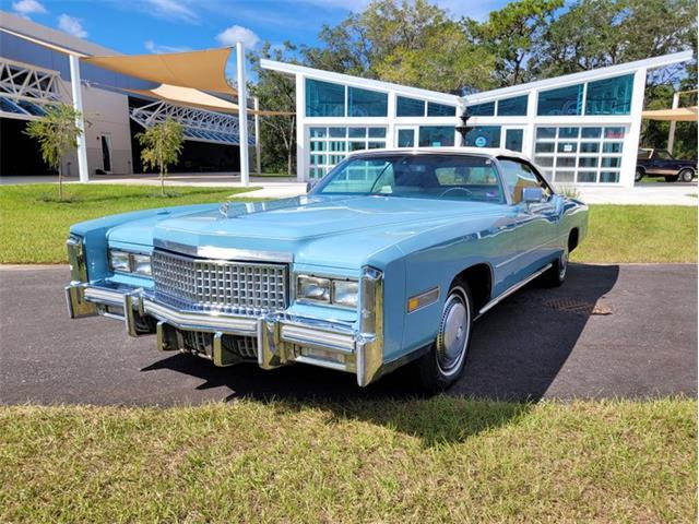1975 Cadillac Eldorado (CC-1531886) for sale in Palmetto, Florida