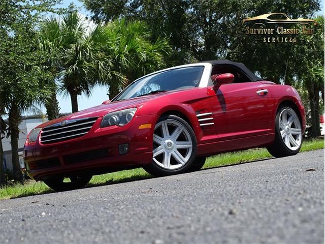 2005 Chrysler Crossfire (CC-1531893) for sale in Palmetto, Florida