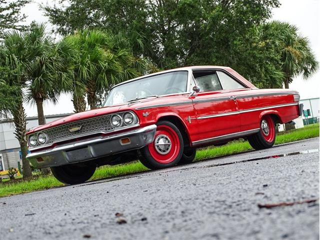 1963 Ford Galaxie (CC-1531894) for sale in Palmetto, Florida