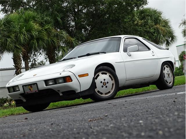 1986 Porsche 928 (CC-1531895) for sale in Palmetto, Florida