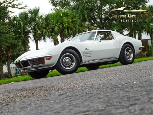 1972 Chevrolet Corvette (CC-1531896) for sale in Palmetto, Florida