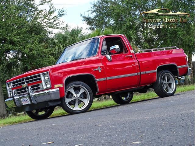 1985 Chevrolet C10 (CC-1531899) for sale in Palmetto, Florida