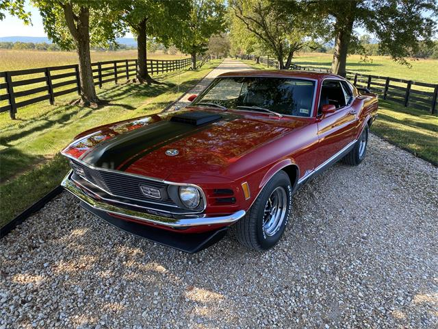 1970 Ford Mustang (CC-1530019) for sale in Marshall, Virginia