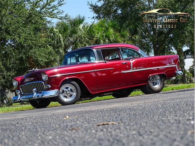 1955 Chevrolet Bel Air (CC-1531901) for sale in Palmetto, Florida